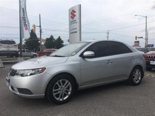 Used 2012 Kia Forte EX ~Well Appointed ~Heated Seats ~Tinted for sale in Barrie, ON