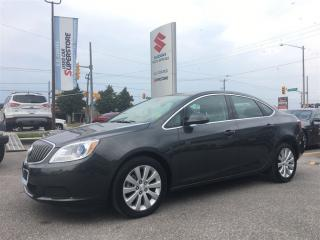 Used 2016 Buick Verano ~Low Km's ~Power/Heated Seat ~RearView Camera for sale in Barrie, ON