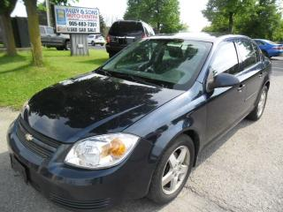 Used 2010 Chevrolet Cobalt LT w/1SA for sale in Ajax, ON