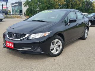 Used 2015 Honda Civic LX for sale in Beamsville, ON