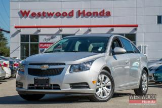 Used 2013 Chevrolet Cruze LT Turbo for sale in Port Moody, BC