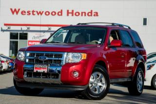 Used 2011 Ford Escape Limited 3.0L for sale in Port Moody, BC