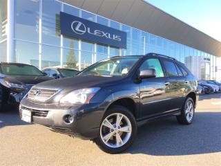 Used 2008 Lexus RX 400h Hybrid Luxury SUV CVT for sale in Surrey, BC