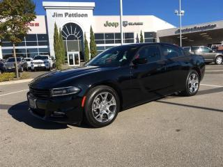 Used 2016 Dodge Charger SXT AWD / NAVIGATION / LEATHER for sale in Surrey, BC