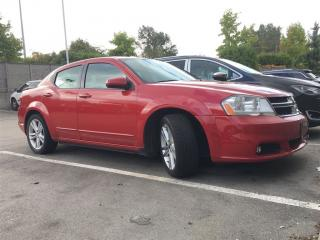 Used 2013 Dodge Avenger SXT for sale in Surrey, BC