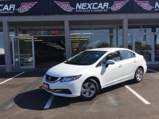 Used 2014 Honda Civic LX AUT0 A/C CRUISE CONTROL 32K for sale in North York, ON