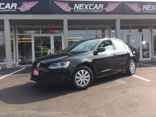 Used 2014 Volkswagen Jetta 2.0L TRENDLINE 5 SPEED BASIC POWER WINDOWS 96K for sale in North York, ON