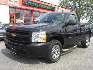 Used 2011 Chevrolet Silverado 1500 Regular Cab Short Box for sale in London, ON