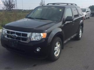 Used 2009 Ford Escape XLT - 3.0L V6 - 4WD - POWER SUNROOF - COMING SOON! for sale in Aurora, ON