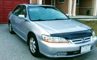Used 2001 Honda Accord EX for sale in Mississauga, ON