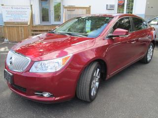 Used 2010 Buick LaCrosse CXL-SHOWROOM CONDITION -AWD for sale in Scarborough, ON