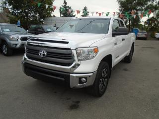 Used 2014 Toyota Tundra SR5 for sale in North York, ON