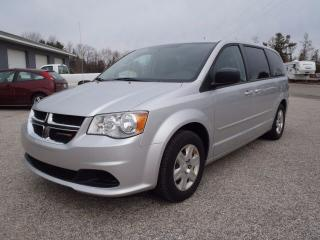 Used 2012 Dodge Grand Caravan SE - REAR STOW N'GO - COMING SOON for sale in Aurora, ON