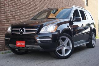 Used 2012 Mercedes-Benz GL350 GL 350 BlueTEC for sale in North York, ON