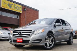 Used 2012 Mercedes-Benz R-Class R 350 BlueTec for sale in North York, ON