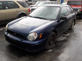 Used 2003 Subaru Impreza for sale in Innisfil, ON