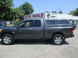 Used 2004 Nissan Titan SE for sale in Scarborough, ON