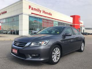Used 2014 Honda Accord EX-L for sale in Brampton, ON