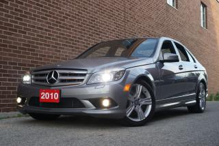 Used 2010 Mercedes-Benz C 300 C 300 for sale in North York, ON