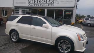 Used 2008 Cadillac SRX for sale in Mono, ON