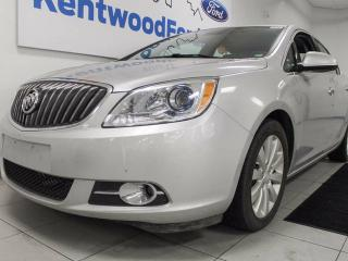 Used 2012 Buick Verano Verano with a sunrooooof! for sale in Edmonton, AB