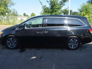 Used 2014 Honda Odyssey Touring Passenger Van for sale in Brantford, ON