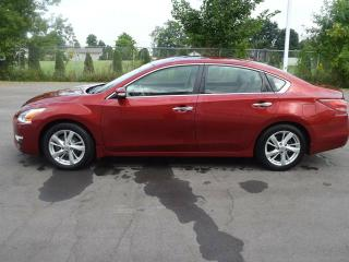 Used 2013 Nissan Altima 2.5 SL 4dr Sedan for sale in Brantford, ON