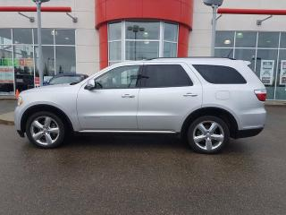 Used 2011 Dodge Durango Citadel for sale in Red Deer, AB