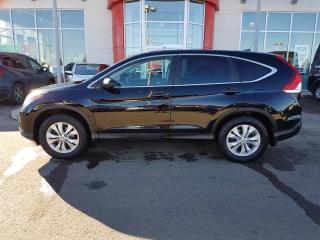 Used 2013 Honda CR-V EX-L for sale in Red Deer, AB