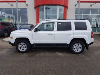 Used 2014 Jeep Patriot Sport/North for sale in Red Deer, AB