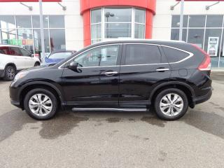 Used 2014 Honda CR-V Touring for sale in Red Deer, AB