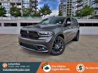 Used 2017 Dodge Durango R/T for sale in Richmond, BC