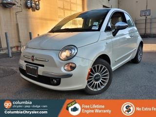 Used 2013 Fiat 500 Lounge for sale in Richmond, BC