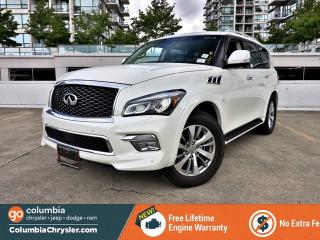 Used 2017 Infiniti QX80 Base for sale in Richmond, BC