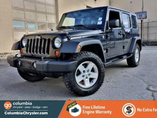 Used 2010 Jeep Wrangler UNLIMITED SPORT for sale in Richmond, BC