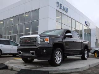 Used 2015 GMC Sierra 1500 Denali, 5.3L V8, Roof, Leather, Navigation, One Owner, No Accidents for sale in Edmonton, AB