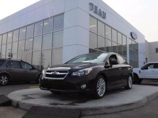 Used 2014 Subaru Impreza Limited, 2.0L I4, Sedan, Leather, Rear View Camera for sale in Edmonton, AB