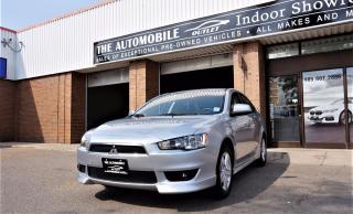 Used 2009 Mitsubishi Lancer Sportback SE SUNROOF NO ACCIDENT for sale in Mississauga, ON