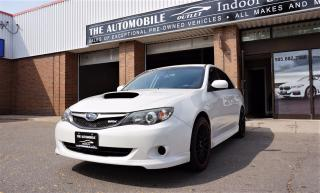 Used 2010 Subaru WRX IMPREZA LIMTED WRX AWD MANUAL NO ACCIDENT for sale in Mississauga, ON