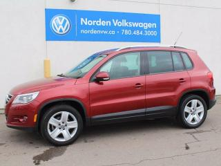 Used 2011 Volkswagen Tiguan 2.0 TSI Comfortline 4dr All-wheel Drive 4MOTION for sale in Edmonton, AB