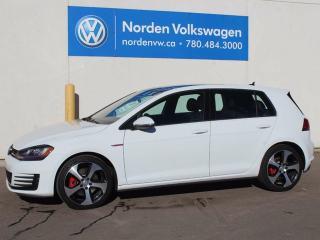 Used 2015 Volkswagen Golf GTI 5-Door Autobahn for sale in Edmonton, AB