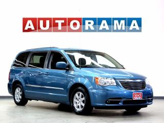 Used 2012 Chrysler Town & Country NAVIGATION DVD SUNROOF 7 PASSENGER TOURING PKG for sale in North York, ON