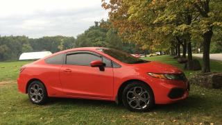 Used 2015 Honda Civic LX for sale in Ajax, ON