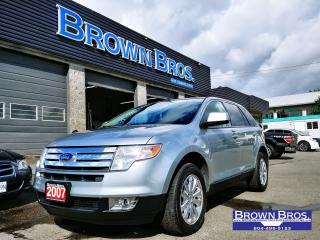 Used 2007 Ford Edge SEL for sale in Surrey, BC