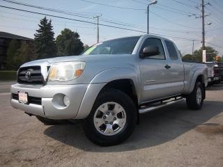 Used 2005 Toyota Tacoma for sale in Whitby, ON