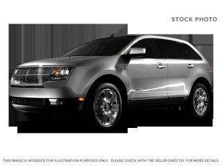 Used 2009 Lincoln MKX for sale in Lethbridge, AB
