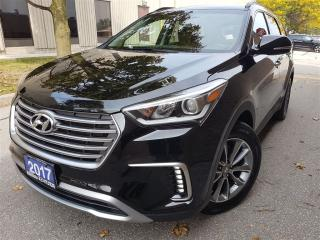 Used 2017 Hyundai Santa Fe XL XL Premium-AWD-push start-rear camera for sale in Mississauga, ON