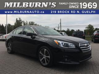 Used 2015 Subaru Legacy 3.6R w/Limited & Tech Pkg for sale in Guelph, ON