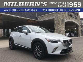 Used 2016 Mazda CX-3 GT / AWD for sale in Guelph, ON