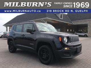 Used 2015 Jeep Renegade SPORT 4x4 for sale in Guelph, ON